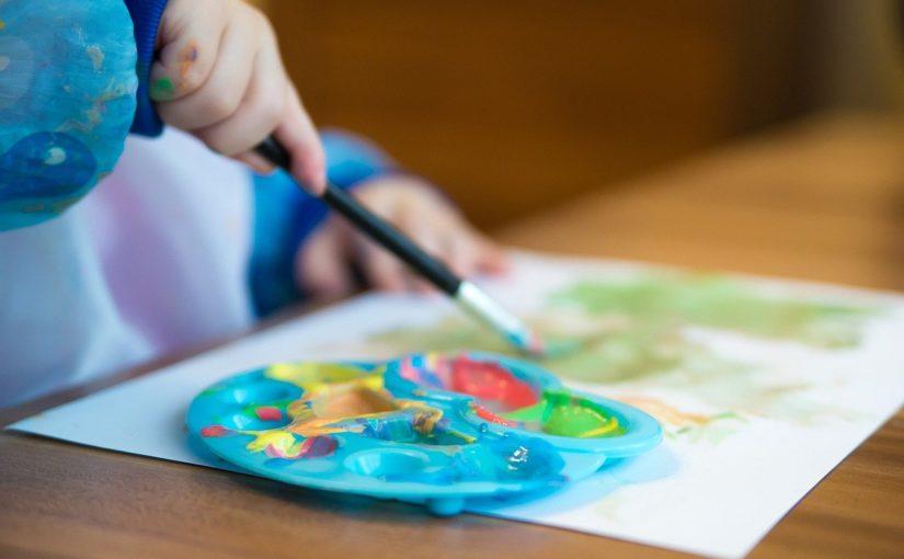 Kinder malen Kinder – Beiträge für Logo gesucht